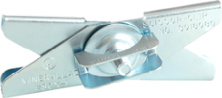 Picture for category T-Bar Scissor Clips