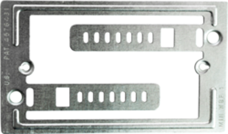 Picture for category Low Voltage Mounting Bracket