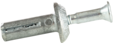 """Picture for category Removable Zamac """"Hammer Drive"""" Nail-In Anchors"""