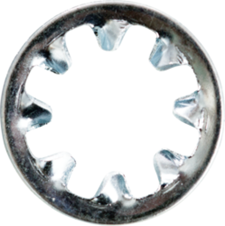 Picture for category Toothed Lock Washers