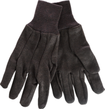 Picture for category Unlined Brown Jersey Glove