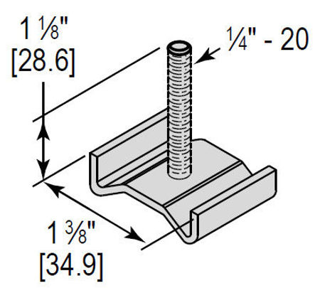 Picture for category Fixture Stud Nut