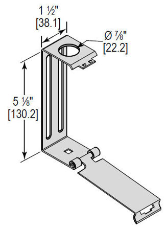 Picture for category Hinged Fluorescent Fixture Hanging