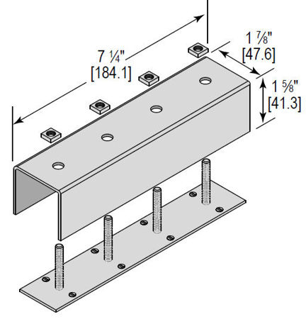 Picture for category Channel Splice Assembly