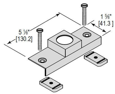 Picture for category Conduit Connection Plate with Hardware