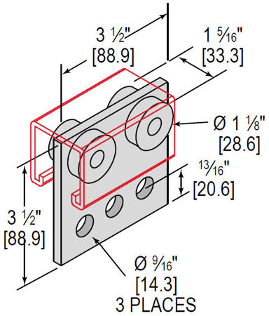 Picture for category 4 Bearing Assembly