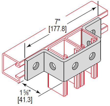 Picture for category U-Fittings