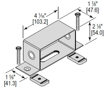 Picture for category Outlet Box Bolt with Hardware